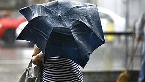 Meteoroloji'den 5 İl İçin Kritik Uyarı! Şiddetli Şekilde Geliyor