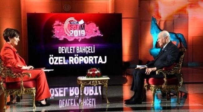 MHP Lideri Devlet Bahçeli, Erken Seçim Sorusuna Çok Net Cevap Verdi!