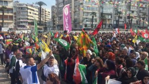 Nevruz kutlamasında PKK propagandasına 16 gözaltı