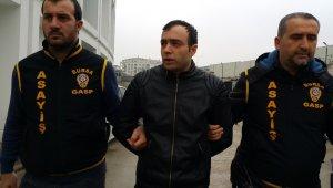 Oyuncak silahlı soyguncu tutuklandı - Bursa Haberleri