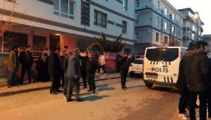 Polis düdük çalıp anons yaptı…Bina boşaltıldı