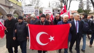 Polis emeklileri özlük haklarının iyileştirilmesini istiyor - Bursa Haberleri