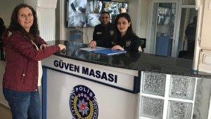 Polis hem sokakta hem de masa başında güven veriyor - Bursa Haberleri