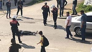 Polise ateş etti, çatışmada öldü