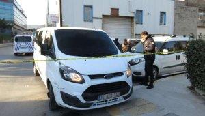 Polisle şüpheliler arasında kovalamaca kaza ile sonlandı