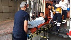 Sevgilisine tacizle suçladığı arkadaşını bacağından vurdu - Bursa Haberleri