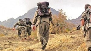 Sınırı geçmeye çalışan 3 terörist yakalandı