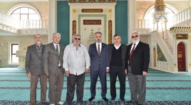 Soğanlı muhteşem bir camiye kavuştu - Bursa Haberleri
