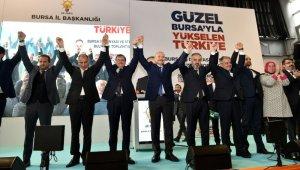 Soylu'dan Başkan Aktaş'a büyük övgü - Bursa Haberleri