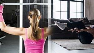 Spor Evde Mi Yoksa Spor Salonunda Mı Yapılır?
