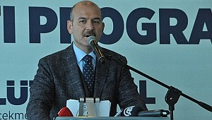 Süleyman Soylu'dan muhalefetin iddialarına cevap