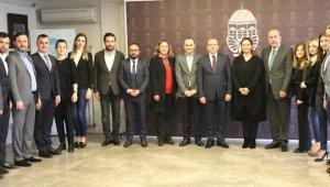 TOBB Bursa Kadın Girişimciler ve Genç Girişimciler İl İcra Komitesi görev dağılımı gerçekleştirildi - Bursa Haberleri