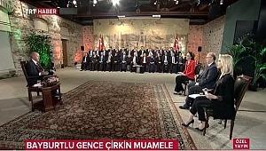 Türkiye'nin Tepkisini Çeken Bayburtlu Yusuf'u Rencide Olayında Cumhurbaşkanı Erdoğan'dan İlk Açıklama!