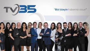 TV35 yayın hayatına başladı