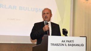 """Ulaştırma ve Altyapı Bakanı Cahit Turhan: """"Zillet İttifikı'na Osmanlı şamarını vuracağız"""""""