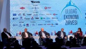 Uludağ Ekonomi Zirvesi'nde 'Yatırım Liderler'i bir araya geldi - Bursa Haberleri