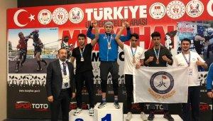 Uludağ Üniversitesi'nden iki altın madalya - Bursa Haberleri
