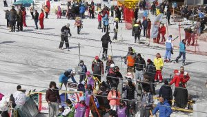 Uludağ'da sezon uzadı, tatilciler akın etti - Bursa Haberleri
