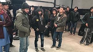 Van'da 129 kaçak göçmen yakalandı