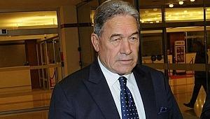 Yeni Zelanda Dışişleri Bakanı İstanbul'da duyurdu