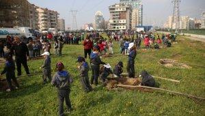 Yeşil Bursa için fidanlar toprakla buluştu - Bursa Haberleri