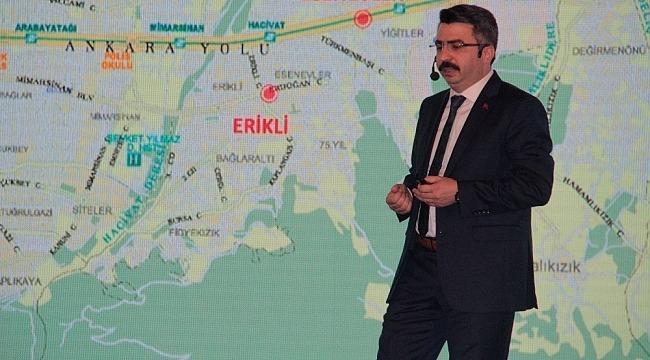 Yıldırım yeniden yeşilin,tarih ve kültürün başkenti oluyor - Bursa Haberleri