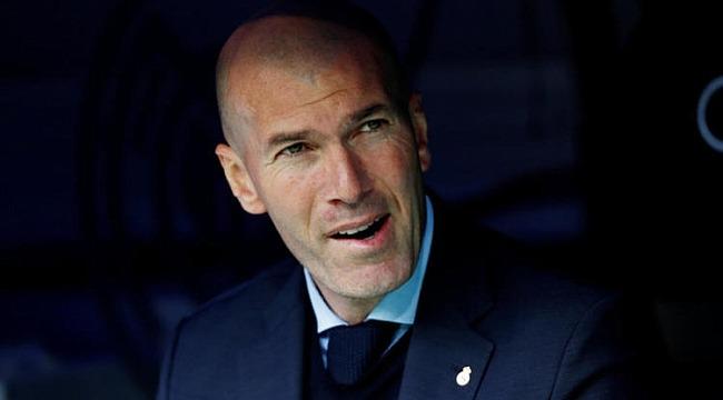 Zidane ilk transferini gerçekleştirdi