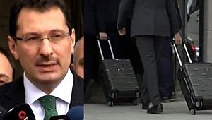 3 bavulla YSK'ya giren Yavuz'dan ilk açıklama geldi