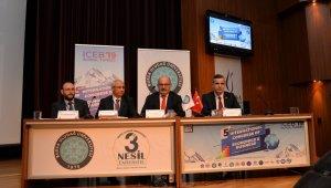 5. Uluslararası Ekonomi ve İşletme Kongresi BUÜ'de başladı - Bursa Haberleri