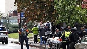 ABD'de İbadethanede Silahlı Saldırı! Çok Sayıda Kişi Yaralı
