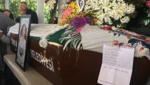 ABD'deki kazada ölen üniversiteli İlayda'ya hüzünlü veda