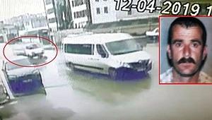 Acımasız koca, evi terk eden karısı kamyonetiyle ezdi