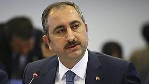 Adalet Bakanı Gül,