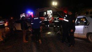 Adıyaman'da feci kaza: 4 aylık bebek öldü, 5 kişi yaralandı