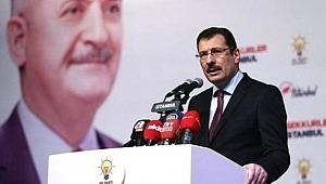 AK Parti, İstanbul'da Binali Yıldırım ve Ekrem İmamoğlu Arasındaki Oy Farkını Açıkladı!