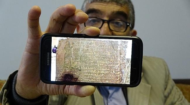 Alfabelerin atasının Hititlerden geldiği iddiası - Bursa Haberleri