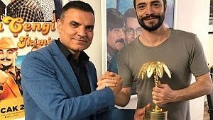 Altın Palmiye ödülüne layık görülen Ahmet'ten yeni proje müjdesi