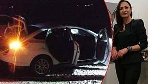 Bankacı kadını otomobilinde vurdular