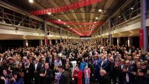 Başkan Aktaş binlerce Bursalı ile bir araya geldi - Bursa Haberleri