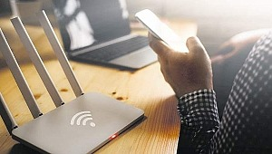 Bedava Wi-Fi'ye bağlanırken bir kez daha düşünün... Virüsler cirit atıyor