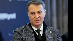 Beşiktaş Başkanı, o isimle yakınlaştı