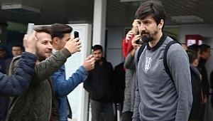 Beşiktaş'ta Tolga Zengin'den personele maddi destek