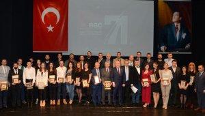 BGC ödülleri sahiplerini buluyor - Bursa Haberleri
