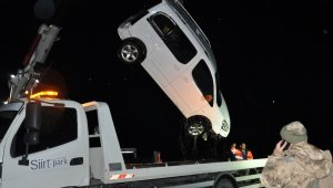 Botan Çayı'na uçan otomobil sürücüsünün cesedine ulaşıldı