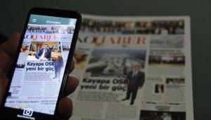 Bu gazete hem okunup, hem izleniyor - Bursa Haberleri