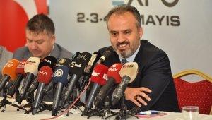 Bursa Büyükşehir 300 milyon liralık ek payın peşinde... Aktaş,