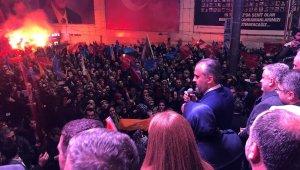 Bursa Büyükşehir Belediye Başkanı Ali Nur Aktaş oldu - Bursa Haberleri