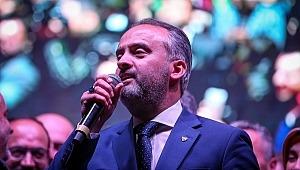 Bursa Büyükşehir Belediye Başkanı Alinur Aktaş'tan seçim açıklaması - Bursa Haberleri
