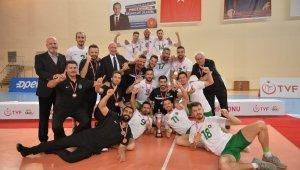 Bursa Büyükşehir şampiyon - Bursa Haberleri