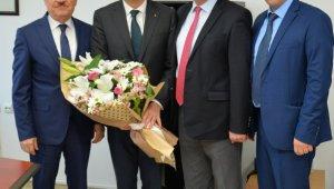 Bursa Uludağ Üniversitesi'nde yeni rektör yardımcıları tayin edildi - Bursa Haberleri